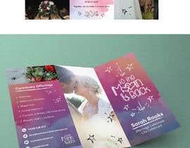 nº 18 pour Marriage Celebrant Brochure par etoSoot
