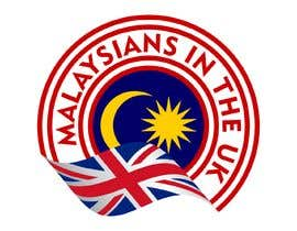 #14 for I need a logo design for my Facebook group - Malaysians in the UK af prngfx