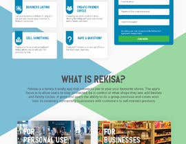 #9 untuk Redesign website homepage oleh vivekdaneapen