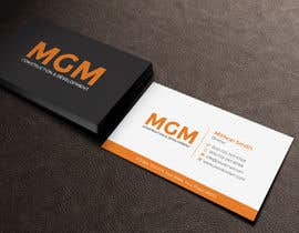 #18 for Business Card and logo by mahmudkhan44