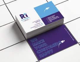 Nro 116 kilpailuun business card design for a digital marketing company! käyttäjältä HuntPatricia