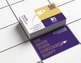 Nro 154 kilpailuun business card design for a digital marketing company! käyttäjältä HuntPatricia