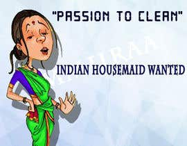 #3 untuk Advertisement for FB to hire Indian Housemaid oleh Mmiraaa