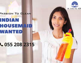 #16 untuk Advertisement for FB to hire Indian Housemaid oleh saifulisaif22
