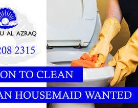 #1 untuk Advertisement for FB to hire Indian Housemaid oleh vw8300158vw