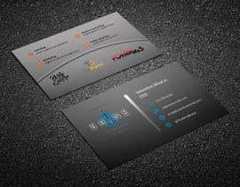 #306 untuk Design some Nice Business Cards oleh Nazmulhossain234