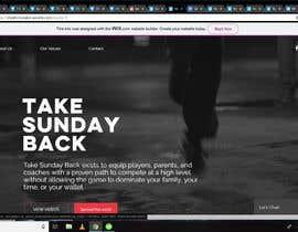 #37 για Simple wix.com sports-oriented not-for-profit website από vishal4154