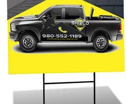 Nro 27 kilpailuun Yard Sign Shield Roofing käyttäjältä yes321456