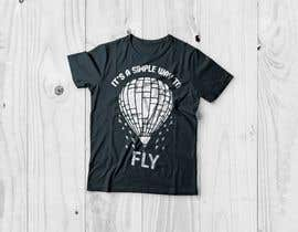 Nro 26 kilpailuun Hot Air Balloon Tshirt Design käyttäjältä Sudebmondal3
