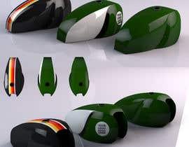 Nro 23 kilpailuun Design with sketch up  a fuel tank model join käyttäjältä gabrielsmedrado
