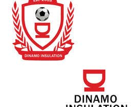 #3 para the name 'Dinamo Insulation ' was inspired from my favourite football team Dinamo Zagreb from Croatia. Something basic and easy to work with that has a touch of Croatia coat of arms checkers would be nice but anything will be considered. por Irfan80Munawar