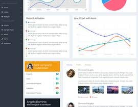 #22 for Admin Panel in Bootstrap 4 by sohamwebsolution