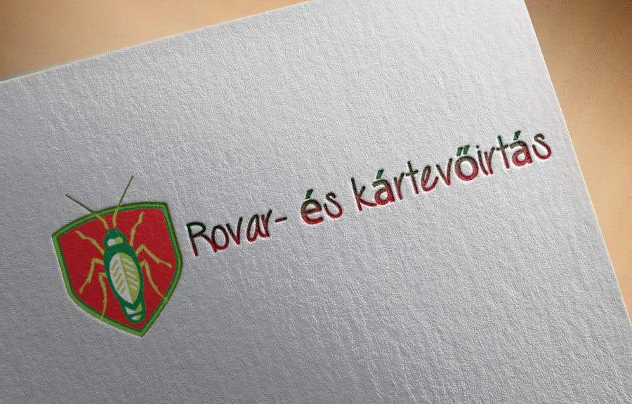 Penyertaan Peraduan #3 untuk Design a Logo for a Pest Control Company