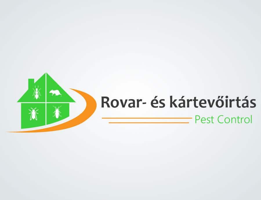 Penyertaan Peraduan #18 untuk Design a Logo for a Pest Control Company