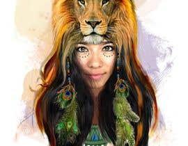 #80 untuk Use Photoshop/Illustrator to modify image oleh kaushalyasenavi