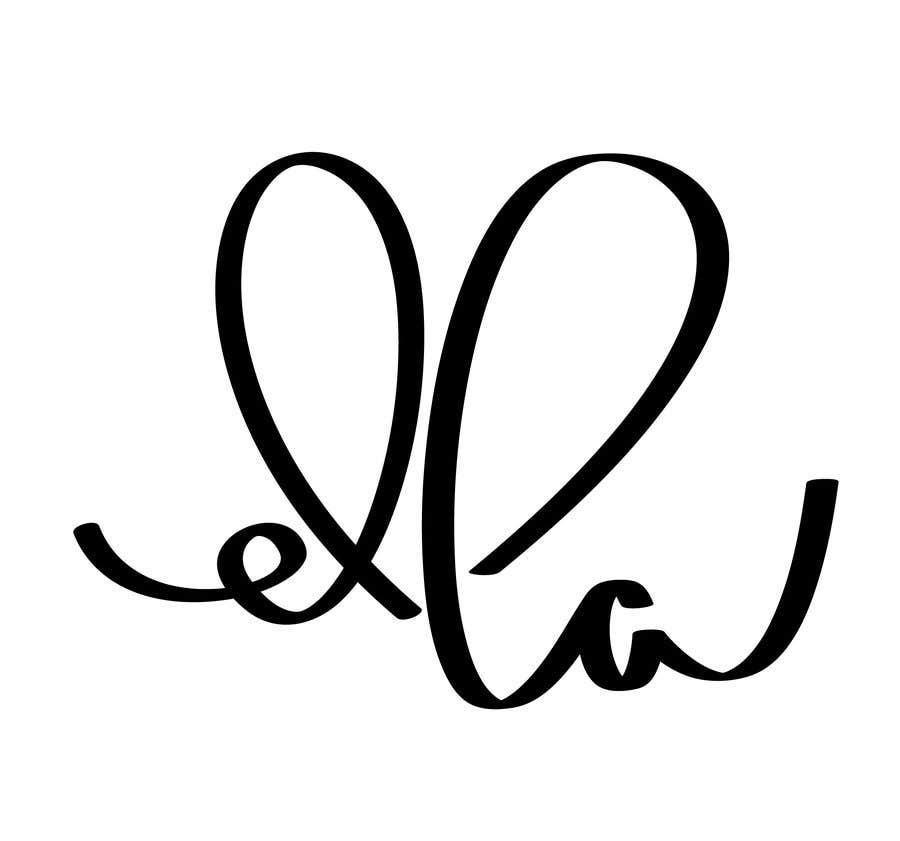 ecb599a59cbdc5 Entry  65 by Aneibis for Design a Logo for Ella Heart