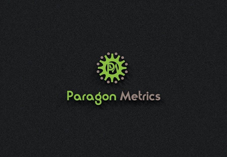 Inscrição nº                                         79                                      do Concurso para                                         Design a Logo for Paragon Metrics