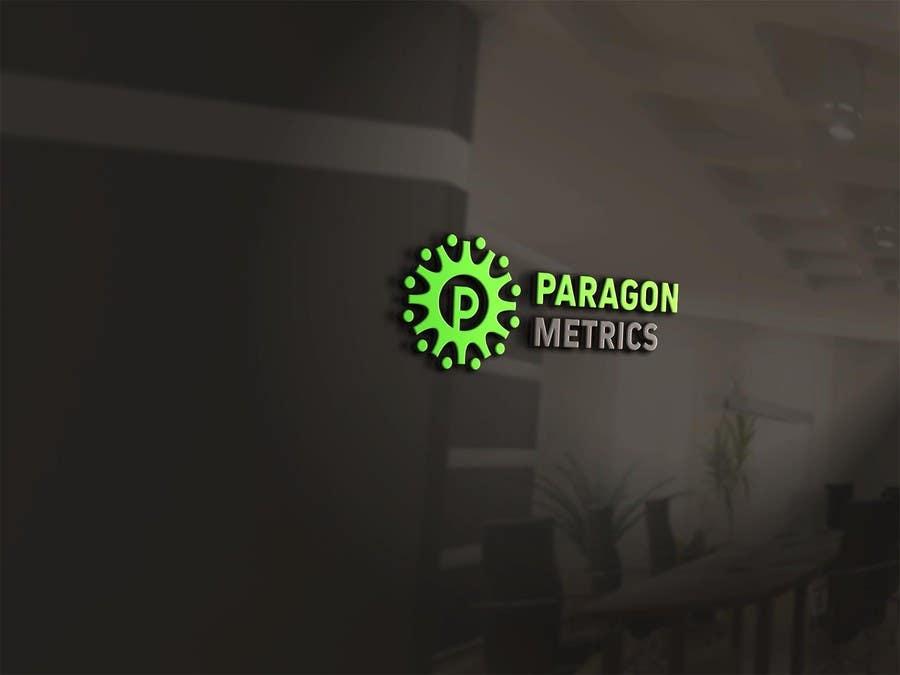 Inscrição nº                                         82                                      do Concurso para                                         Design a Logo for Paragon Metrics