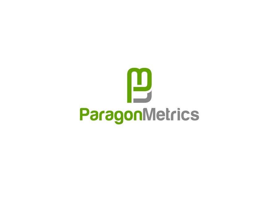 Inscrição nº                                         74                                      do Concurso para                                         Design a Logo for Paragon Metrics