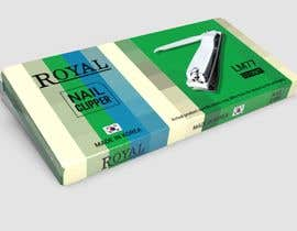 #161 for Re-design the box of the nail clippers by Denricmello