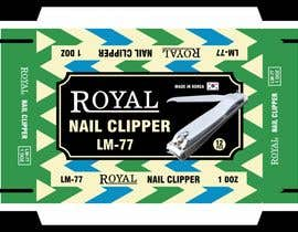 #136 for Re-design the box of the nail clippers by okadauto