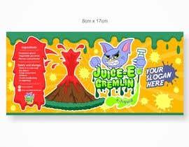 #11 para Design a Logo with label de reyryu19