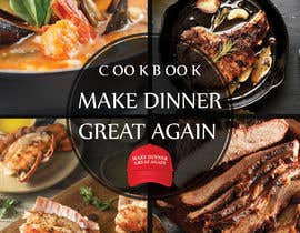 #57 for Make Dinner Great Again - Cookbook Cover Contest by ValexDesign