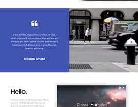 #16 for Design a Website Mockup by ganupam021