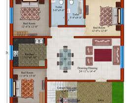 shefalipanwar tarafından Design Floor Plan için no 52