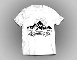#75 for Design Mountain T-Shirt by pgaak2