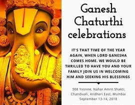 Ganesh Chaturthi Invite Freelancer
