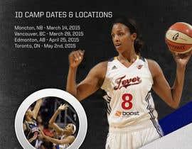 #23 for Design a flyer for a Basketball Tour af silvi86