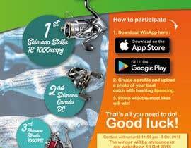 #31 untuk Design a contest flyer oleh giuliachicco92