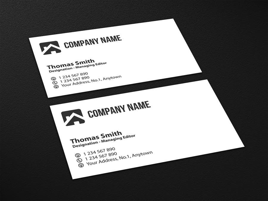 Entry #22 by flechero for Design some Business Cards for Managing ...