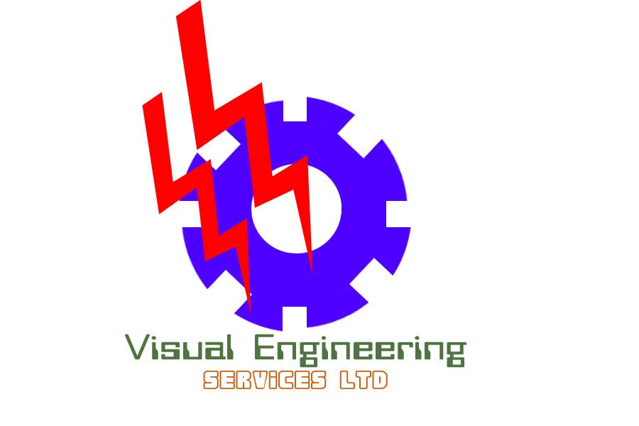 Konkurrenceindlæg #                                        22                                      for                                         Stationery Design for Visual Engineering Services Ltd