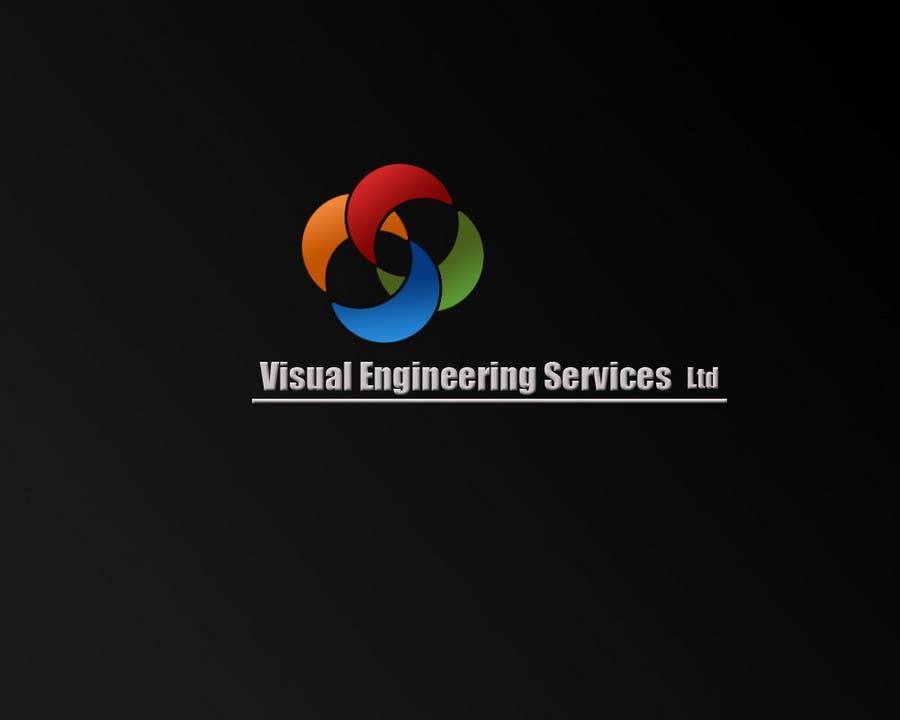 Inscrição nº                                         17                                      do Concurso para                                         Stationery Design for Visual Engineering Services Ltd