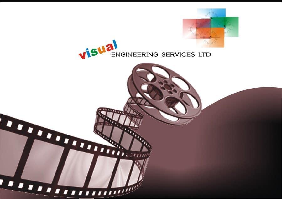 Inscrição nº                                         29                                      do Concurso para                                         Stationery Design for Visual Engineering Services Ltd
