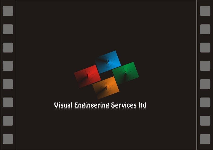 Inscrição nº                                         16                                      do Concurso para                                         Stationery Design for Visual Engineering Services Ltd