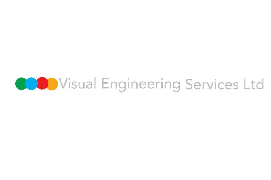 Penyertaan Peraduan #42 untuk Stationery Design for Visual Engineering Services Ltd