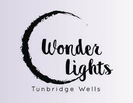 nº 5 pour Wonder Lights: design a Community Event logo par JunaidAman