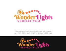 #23 untuk Wonder Lights: design a Community Event logo oleh brewativemedia