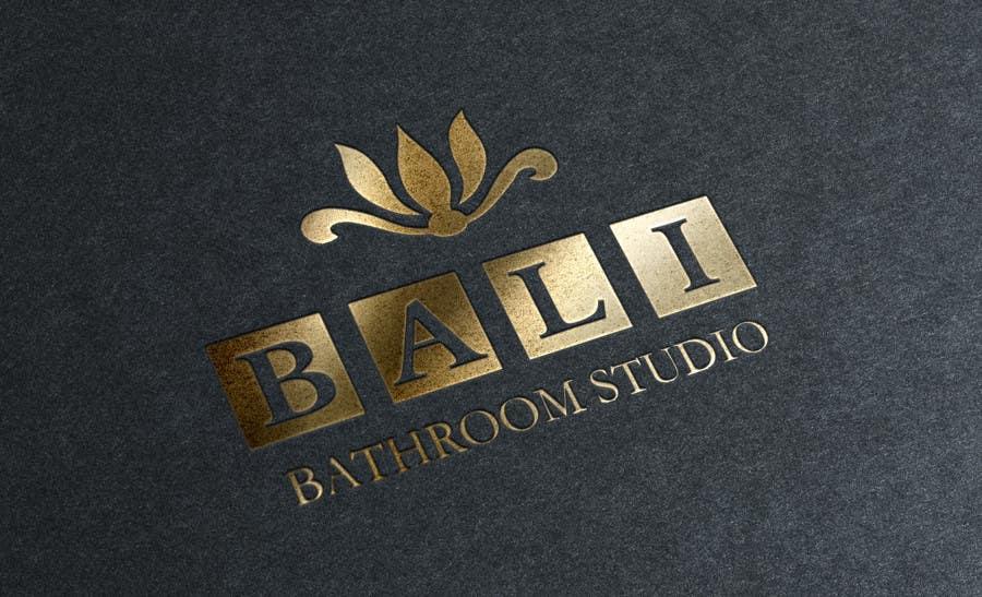Penyertaan Peraduan #                                        34                                      untuk                                         Design a Logo for Bathroom studio