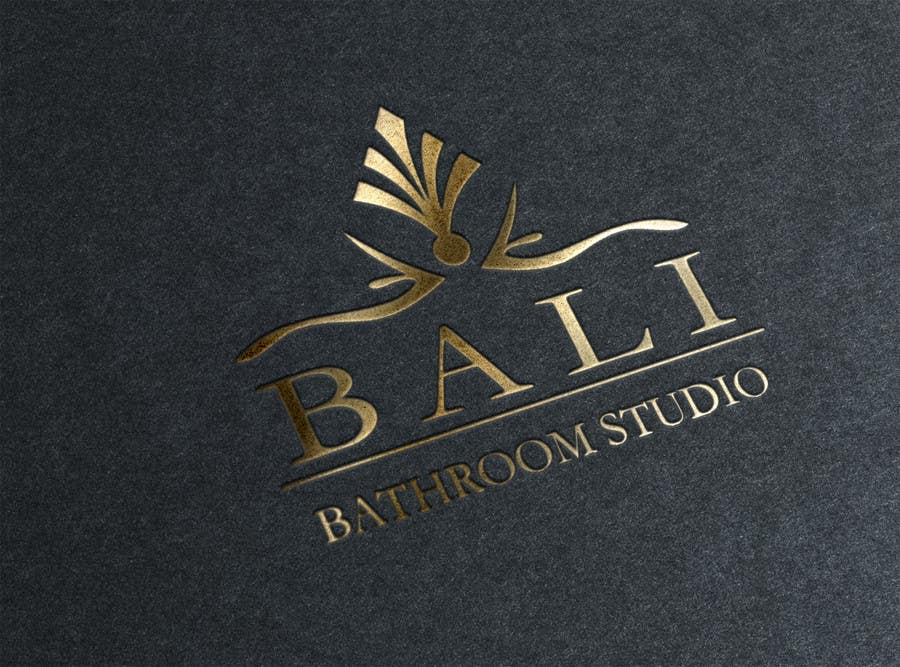 Penyertaan Peraduan #                                        36                                      untuk                                         Design a Logo for Bathroom studio