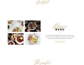 #59 for Build a Website for Restaurant by oad56bb40caa7a57