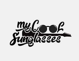 Nro 149 kilpailuun My Cool Sunglasses Logo käyttäjältä medazizbkh