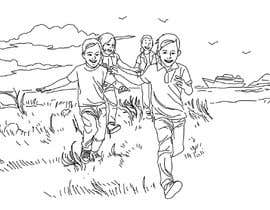 #46 for Storyboard and create a children's book around sunscreen/sunsafety af berragzakariae