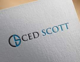 #46 for Ced Scott Logo af james97