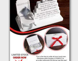 #40 для Design a christmas product sales flyer від piashm3085