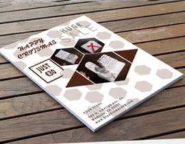 #54 для Design a christmas product sales flyer від nilajdas