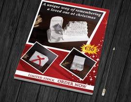 Nro 52 kilpailuun Design a christmas product sales flyer käyttäjältä laboni2010